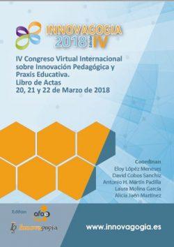 Libro de actas de Innovagogia 2018